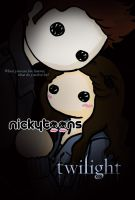 the Twilight Saga: Twilight by NickyToons