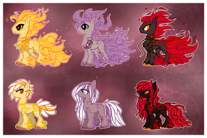 .:MLP: Spectral Adopts 1 [CLOSED]:. by Goddess-of-BUTTSECKS