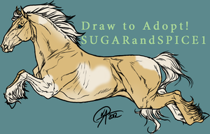 Draw To Adopt 3 CLOSED by SUGARandSPICE1