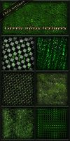 Green glass textures by DiZa-74