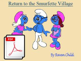 Ch.2  Smurf Ho! by TheSorceressRaven