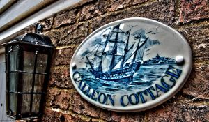 Galleon cottage by forgottenson1