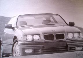 BMW 318tds by suisss