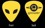 Glower Guitar Picks by graelignites