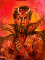 Devil from Cracow by Kotwinka