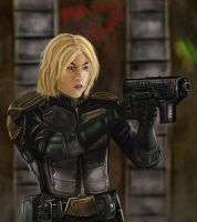 Judge Anderson by mark1up