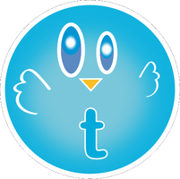 TWITTER particle by PhysicsAndMore