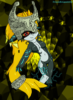 LoZ: Cute Midna by DreamEclipseWolf