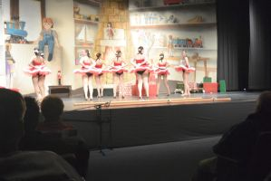 Dance Company Christmas Show,Santa's Tap Girls2 by Miss-Tbones