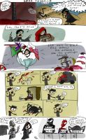 The Dark Tower doodles, 3 by Ayej