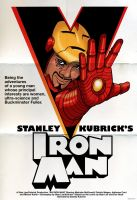 REMAKE: Kubrick's IRON MAN by PaulSizer