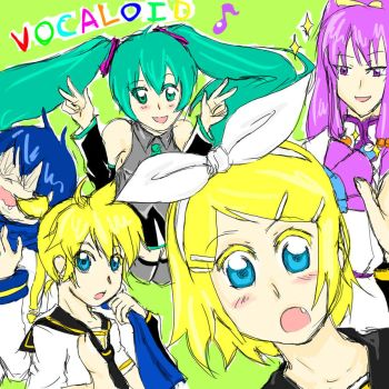 silly_VOCALOID by lolliipOpGiirl