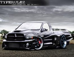 dodge ram-agressive farm style by typerulez