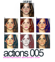action 005 by ModernActions