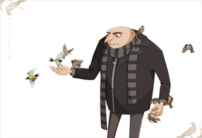Gru by Sad-SD
