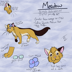 Meadow Reference Sheet (2017) by Solaris-Meadow