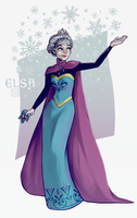 snow queen by felloliette