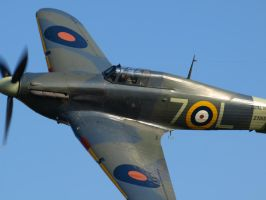 Hurricane Up Close by davepphotographer