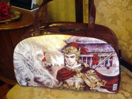 My New Bag by Amelie-the-Fox