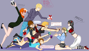 Corina's Birthday .:FINISHED:. by Nami-san13