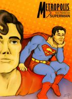 Metropolis: Home of Superman by ZacPensol
