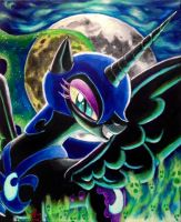 Nightmare Moon PON3 CON by J-W-White