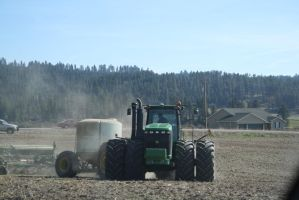 Seeding for winter by KarmicCircle