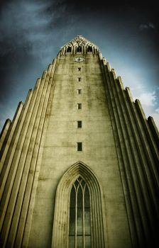 Church by hnefill
