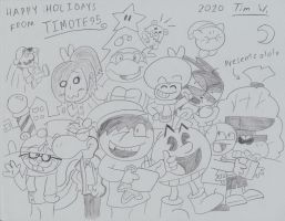 Christmas Picture 2010 by T95Master
