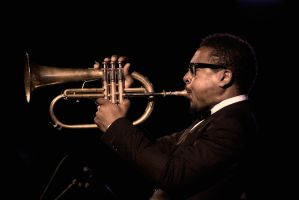 Roy Hargrove : bugle by rhipster