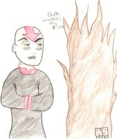 Aang After Cactus Juice by WarriorSokka