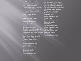 Rebel Love Song lyrics by A7XFan666