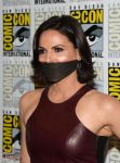 Lana-Parrilla gagged by PhM 001a by PhMBond