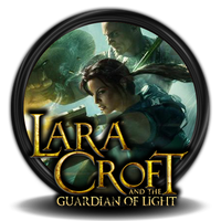 Lara Croft and the Guardian of Light Icon v1 by Kamizanon