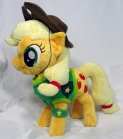 Winter Wrap Up Applejack by Cryptic-Enigma
