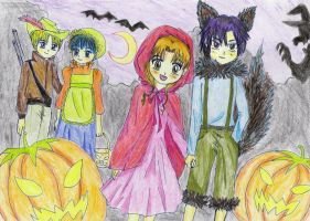 Halloween by Karrinah