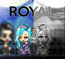 Icon Request - Minty-melodies { Royal Hell - - by Fabulettie