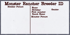 Monster Rancher ID by AndrewGeorge1991