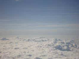 more clouds from above by ZiaFreud