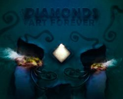 Diamonds - art forever by Uzi-Muzi