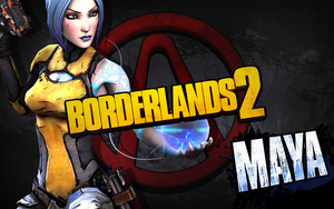 Borderlands 2 Maya by Stainlezz