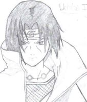 Itachi by Cheerio1