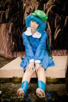 Nitori Kawashiro - Like a doll by s4-ki