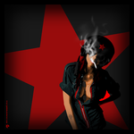 Red Hot Star by GialloBlu
