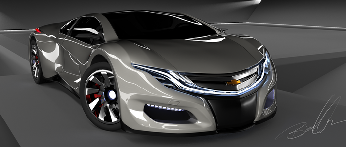 CHEVY VOLT 3D MODEL 2020 by Birmelini