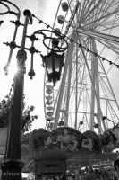 giant wheel by NIC0RE