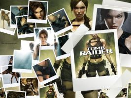 Tomb Raider Amazing Wallpaper by 2GRK