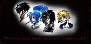 Creepypasta Wallpaper by Euphobea