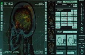 CIA MRI brainscanTORTUEWARE by aliast