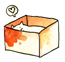 card box by springonion